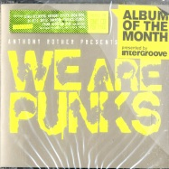 Front View : Anthony Rother - WE ARE PUNKS (3XCD) - Datapunk / DTP0252