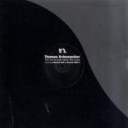 Front View : Thomas Schuhmacher - THE FORTUNATE ONES REMIXES - JOHANNES HEIL MIX - Alphabet City / 62145-6
