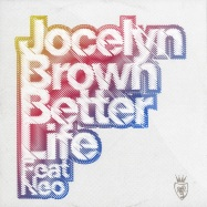 Front View : Jocelyn Brown Feat. Neo - BETTER LIFE - Vendetta / venmx1046