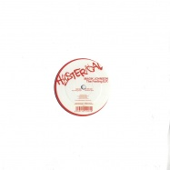 Front View : Magik Johnson - THE FEELING EP - Hysterical / HYS1819