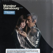 Front View : Monsieur Gainsbourg - REVISITED (2X12) - Verve Forecast / b0007138-1