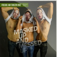 Front View : Douglas Greed - MASKED UP AND MESSED UP EP - Freude am Tanzen 62