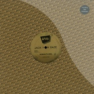 Front View : Roman Fluegel - EVEN MORE / MORE & MORE & MORE (BLACK REPRESS ) - Clone Jack For Daze / CJFD018