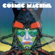 Front View : Various Artists - COSMIC MACHINE (CD) - Because / BEC5161470