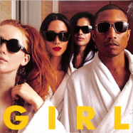Front View : Pharrell Williams - G I R L (LP + MP3) - Sony Music 88843057271