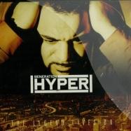 Front View : Stevie Hyper D - GENERATION HYPER (2CD) - DCGHCD001