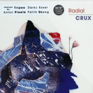 Front View : Radial - CRUX (LTD 3X12 INCH + CD) - Radial Records / RDL001XL