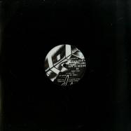 Front View : Ben La Desh & Norm De Plume - GIVE TO RECEIVE EP (VINYL ONLY) - Plumage / Plumage03