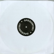 Front View : Gregory - LIQUID SPIRIT REMIX - Gregory / Gregory001