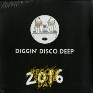 Front View : Various Artists - DIGGIN DISCO DEEP 3 RSD (3X12 INCH LP, 180 G VINYL) - Diggin Disco Deep / DDD003RSD