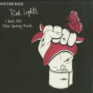 Front View : Victor Ruiz - RED LIGHTS & NEVERMIND (BART SKILS, OLIVER HUNTEMANN REMIXES) - Senso Sounds / Senso023