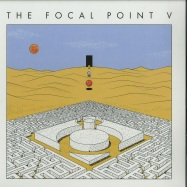Front View : Various Artists - FOCAL POINT V (GATEFOLD SLEEVE) (3LP) - Cynosure / CYN090