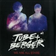 Front View : Tube & Berger - WE ARE ALL STARS (2X12 LP + MP3) - Embassy of Music / 505419767971