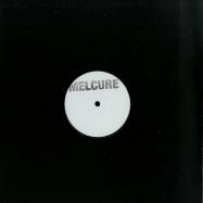 Front View : Dani Casarano / Felipe Valenzuela - MELCURE 000 (180G HAND-STAMPED / VINYL ONLY) - Melcure / MELCURE000