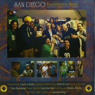 Front View : Various Artists - SAN DIEGO FOUNDATIONAL ROOTS (LP) - Log On ! / LOG-SAN01