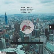 Front View : Marko Nastic - SPRING SEGMENT (VINYL ONLY / FULL COVER) - Complatt / CTTV002Mfc