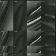 Front View : QZB - TAKE IT ALL (SILVER & BLACK VINYL + MP3) - Critical Music / CRIT120