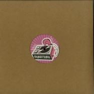 Front View : Various Artists - THE TRIASSIC TUSK EP - Mukatsuku / MUKAT063