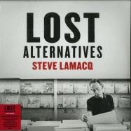 Front View : Steve Lamacq - LOST ALTERNATIVES (WHITE 180G 2LP, RSD 2019) - Demon Records / DEMREC406