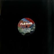 Front View : Flevans - IT JUST GOES (RAY MANG REMIX) - Jalapeno / JAL305V
