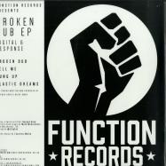 Front View : Digital & Response - BROKEN DUB EP - Function Records / FUNC048