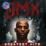 Front View : DMX - GREATEST HITS (LTD SPLATTERED LP) - X-Ray Records / CLP1833 / 8952319