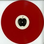 Front View : Unknown - RAKIJA 003 (RED VINYL / VINYL ONLY) - Rakija / RAKIJA003