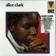 Front View : Alice Clark - ALICE CLARK (LP + MP3) - WeWantSounds / WWSLP25