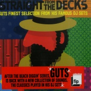 Front View : Guts - STRAIGHT FROM THE DECKS (CD) - Heavenly Sweetness / PVS 003CD