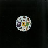 Front View : Daniele Baldelli & DJ Rocca - SKY DUMP EP - Rogue Cat Sounds / ROGUE015