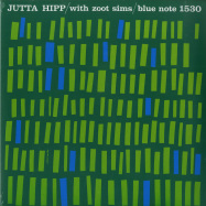 Front View : Jutta Hipp & Zoot Sims - JUTTA HIPP WITH ZOOT SIMS (180G LP) - Blue Note / 1530 / 0802771