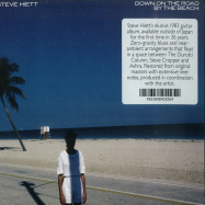Front View : Steve Hiett - DOWN ON THE ROAD BY THE BEACH (CD) - Be With Records - Efficient Space / ES11/BEWITH01CD