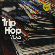 Front View : Various Artists - TRIP HOP VIBES VOL. 1 (2LP) - Wagram / 3370356 / 05179351