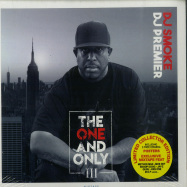 Front View : DJ Premier / DJ Smoke - THE ONE AND ONLY 03 - MIXTAPE (CD) - JWS / 05181862