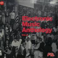 Front View : Various Artists - ELECTRONIC MUSIC ANTHOLOGY 03 (2LP) - Wagram / 3370086 / 05181891