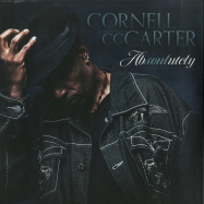 Front View : Cornell CC Carter - ABSOLUTELY (LP) - Izipho Soul / ZPLP01