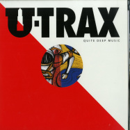 Front View : P.A. Presents - SAX MADNESS EP - U-Trax / 19UTRQDM6