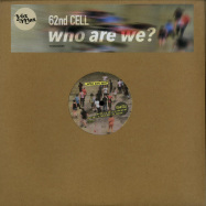 Front View : 62nd Cell - WHO ARE WE - Yozmaz / YOZMAZ005