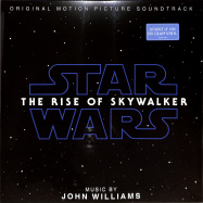 Front View : John Williams - STAR WARS: THE RISE OF SKYWALKER O.S.T. (180G 2LP) - Walt Disney Records / 8743492