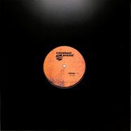 Front View : 100hz - JIVE (140 G VINYL) - Constant Sound / CS 023