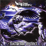 Front View : The Four Owls - NOCTURNAL INSTINCT (2LP) - High Focus / HFRLP098B