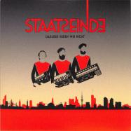 Front View : Staatseinde - DARUEBER REDEN WIR NICHT - Lo Phi Forms Records / LPF02