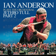 Front View : Ian Anderson - IAN ANDERSON PLAYS THE ORCHESTRAL JETHRO TULL PT.2 (LP) - Zyx Music / ZYX 21202-1