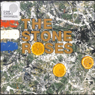 Front View : The Stone Roses - STONE ROSES (CLEAR 180G LP) - Sony Music / 19439793301