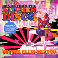 Front View : Sophie Ellis-Bextor - SONGS FROM THE KITCHEN DISCO (BLUE 2LP + MP3) - Sony Music / 71129738991