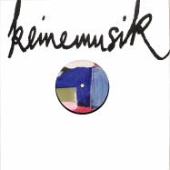 Front View : Adam Port - WHITE NOISE ROMANTICA (STANDARD LABEL COVER) - Keinemusik / KM052
