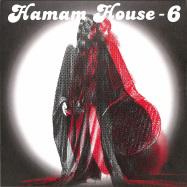 Front View : Afacan Soundsystem / Jacques Renault - HAMAM HOUSE 6 (VINYL ONLY) - Hamam House / HAMAMHOUSE06