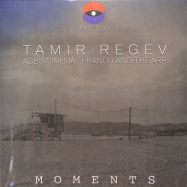 Front View : Tamir Regev - ABES CINEMA / FRANCO AND THE ARP - Moments / MOMENTS002