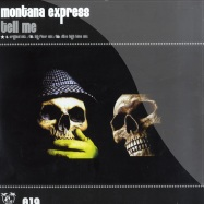 Front View : Montana Express - TELL ME - Haiti Groove / hgr019