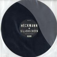 Front View : Heckmann - SILVERSCREEN - AFU-Ltd. / AFULTD010